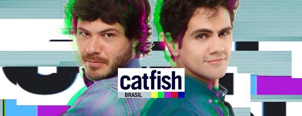 Imagem dos atores do seriado CATFISH