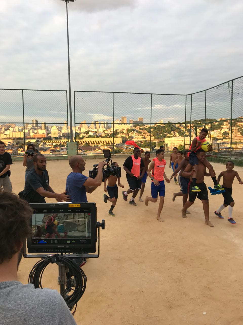 UPDATE: BPS PRODUCES SPORTS SHOOT FOR DECATHLON IN BRAZIL