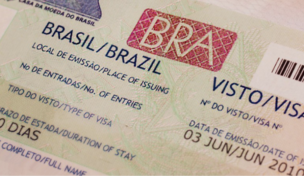 BRAZIL CREATES THE E-VISA FOR US CITIZENS