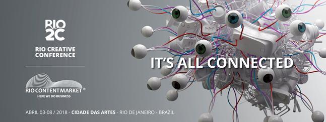 ESTÁ CHEGANDO A HORA DO RIO2C 2018!